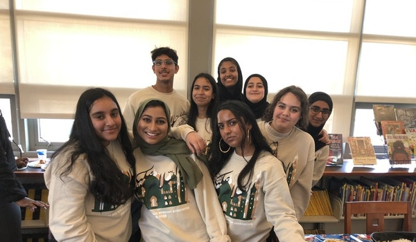Muslim Student Association  T-Shirt Photo