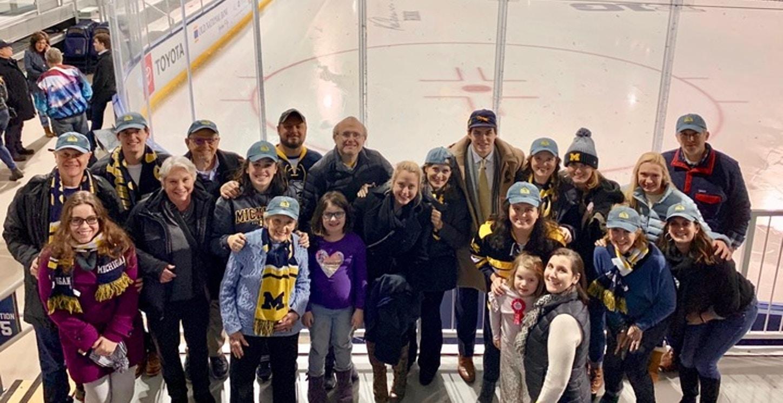 Hockey Fans T-Shirt Photo