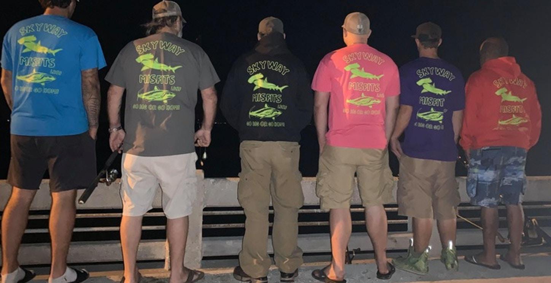 Skyway Misfits  T-Shirt Photo