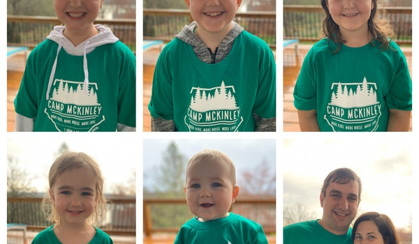 Camp Mc Kinley T-Shirt Photo