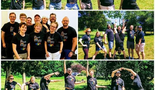 Meet The Proud Mellos Of The Lgbac T-Shirt Photo