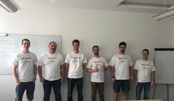 Kotem Team Budapest T-Shirt Photo