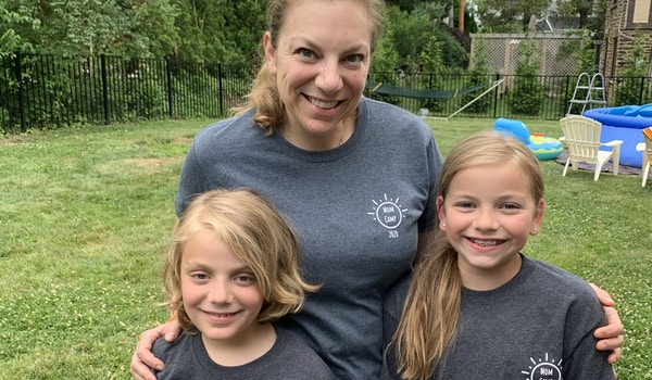 Mom Camp Is In Session T-Shirt Photo