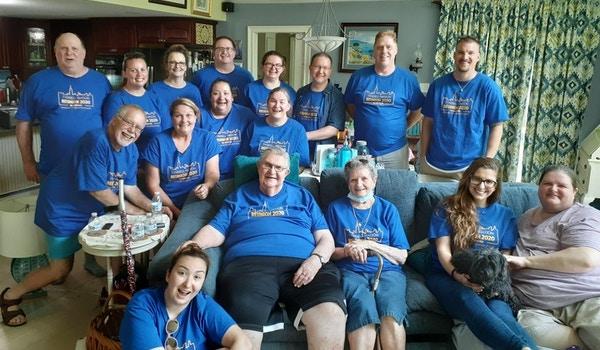 Tyndell Nation Reunion T-Shirt Photo