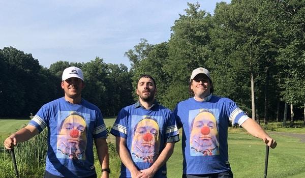 Clown Commish T-Shirt Photo