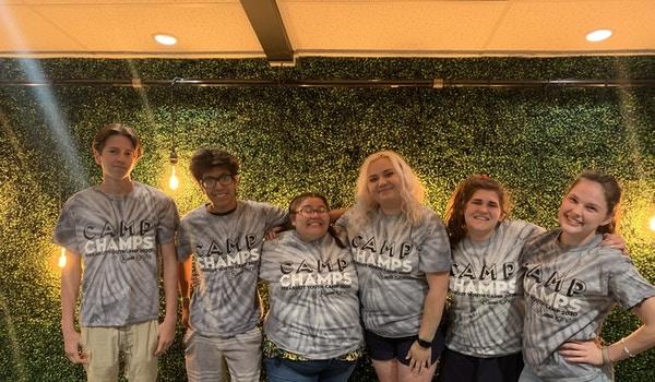 Camp Champs 2020 T-Shirt Photo