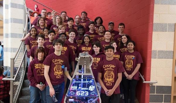 Oakton Cougar Robotics  T-Shirt Photo
