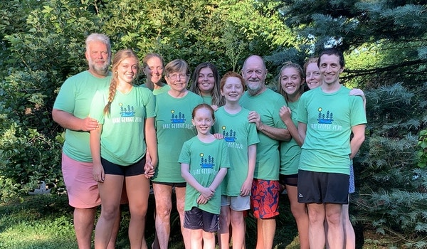 Lake George 2020 T-Shirt Photo