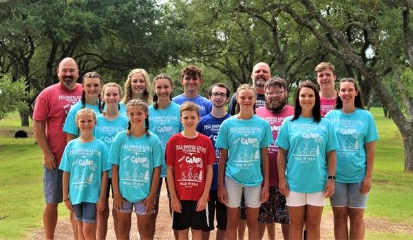Fgl Summer Camp 2020 T-Shirt Photo