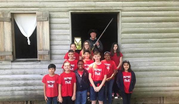Covenant Academy Cypress 5th Grade Field Trip T-Shirt Photo