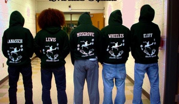 Hurdle Squad T-Shirt Photo
