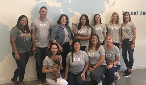 Workday Dog Lover's Club T-Shirt Photo