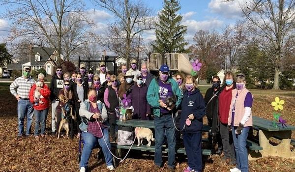 Alzheimer Walk 2020 T-Shirt Photo