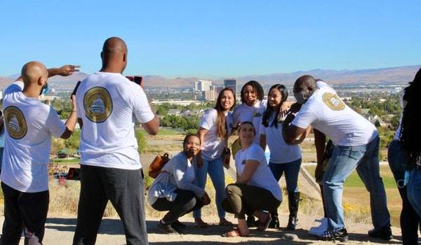 Sacramento Saints Take Reno, Nevada! T-Shirt Photo