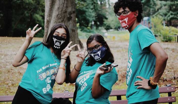 The Smiles Of Our Youth Members T-Shirt Photo