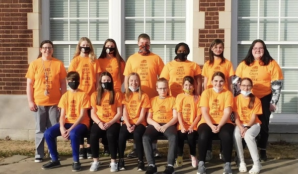 Indy Quiz Bowl T-Shirt Photo