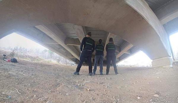 Underground Paranormal  T-Shirt Photo