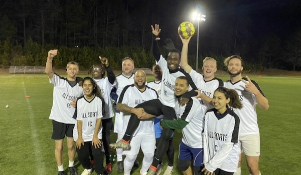 All Sorts Fc Winning In Our New Shirts T-Shirt Photo