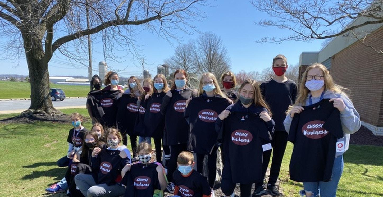 Kids And Community T-Shirt Photo