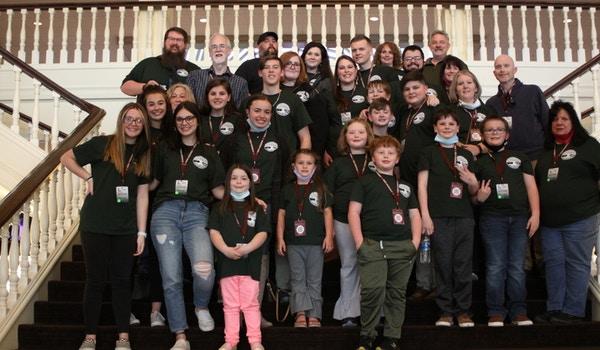 L2 L Convention 2021 T-Shirt Photo