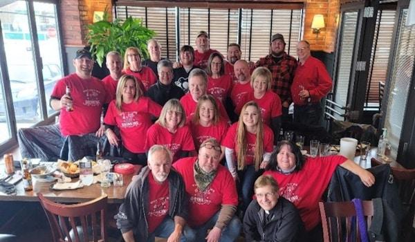 Day Drinking Squad  T-Shirt Photo