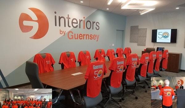 Guernsey's 50th Anniversary Celebration T-Shirt Photo