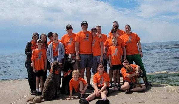 Team Kinzer2021 T-Shirt Photo