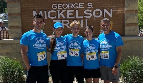 Marathon Relay Winners! T-Shirt Photo