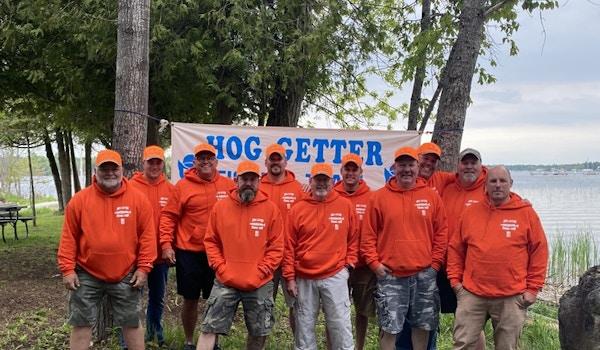 Hog Getters Fishing Team 2021 T-Shirt Photo