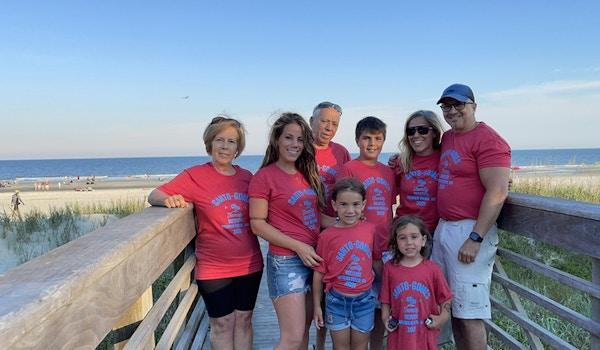 Santo Gomes Family Vacation T-Shirt Photo