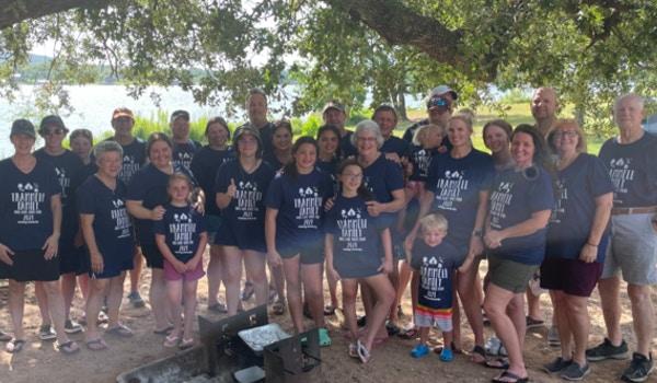 Trammell Family Inks Lake 2021 T-Shirt Photo