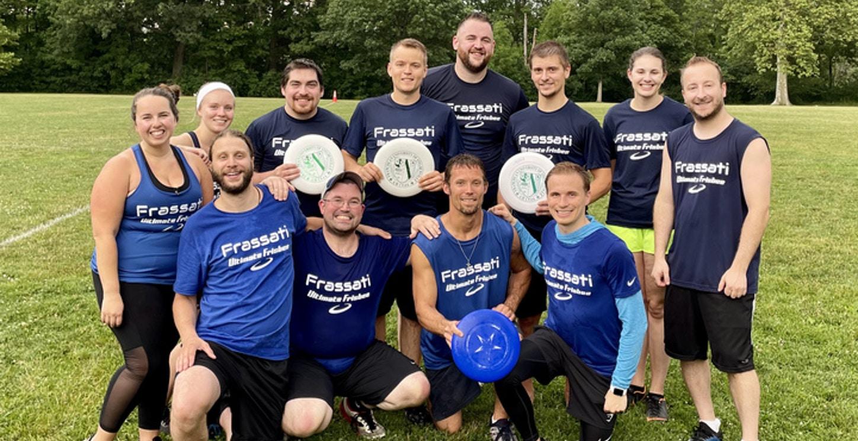 Ultimate Frisbee Shirts T-Shirt Photo