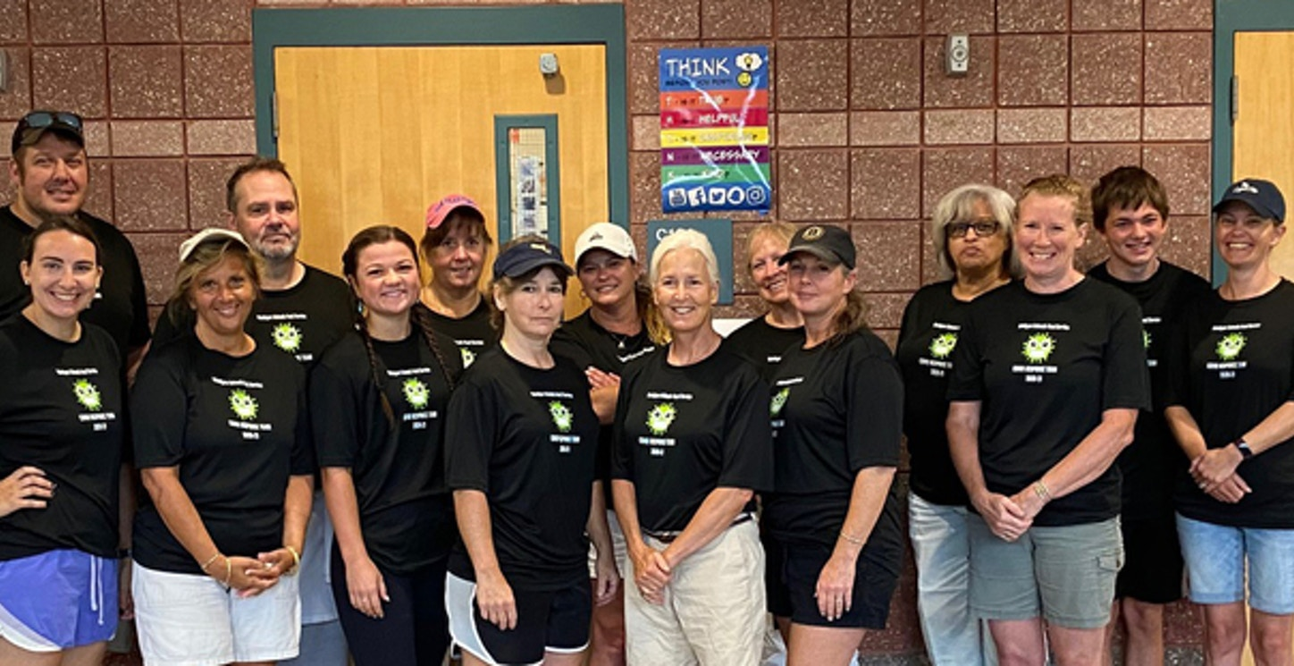 2021 Conference Mashpee Lunch Ladies T-Shirt Photo