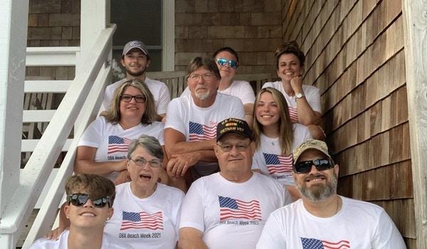 Usa Patriots T-Shirt Photo