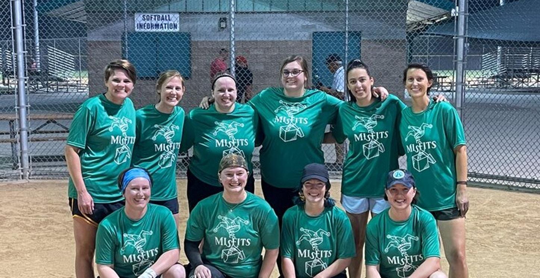 Misfits 1st Game T-Shirt Photo
