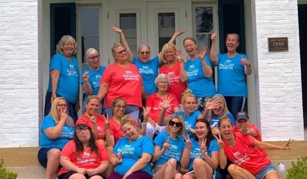 40th Annual Wild Women's Weekend T-Shirt Photo