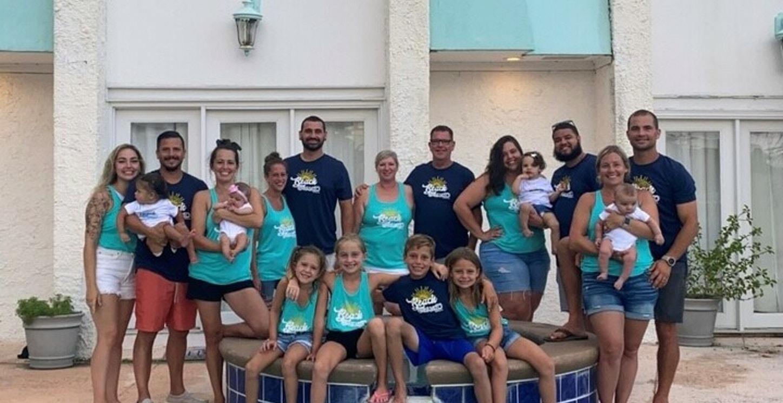 Beach Squad 2021 T-Shirt Photo