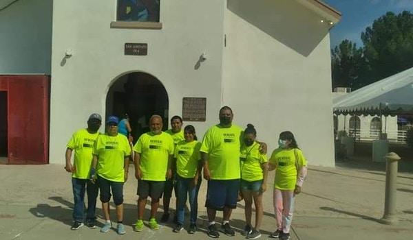 Memorial Run 2021 T-Shirt Photo