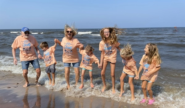 Go Jump In The Lake T-Shirt Photo
