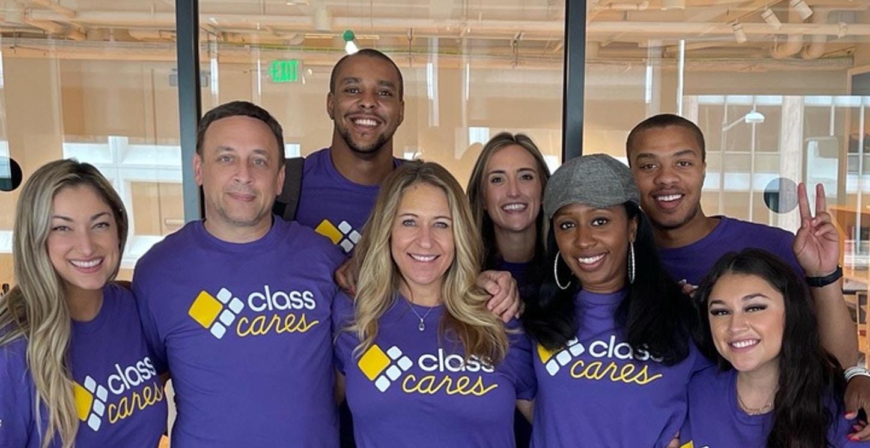 Class Cares T-Shirt Photo
