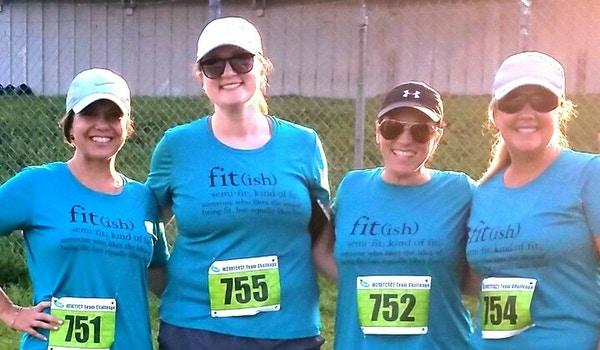 2021 Cdphp Workforce Team Challenge 3.5 Mile Run T-Shirt Photo