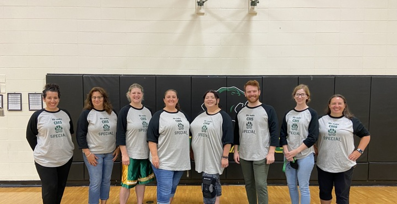 Cms Specials Team T-Shirt Photo