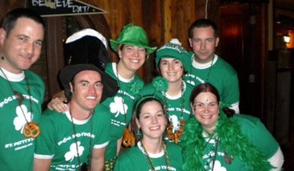 Chicago Bar Crawl T-Shirt Photo