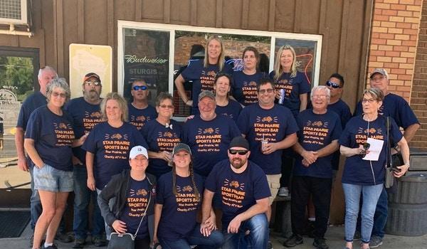 Charity Ride T-Shirt Photo