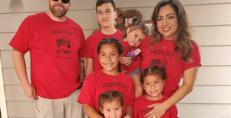 Property Of Papa T-Shirt Photo