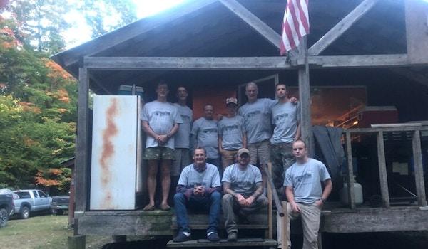 Glover Camp Celebrates Its 100th Anniversary! T-Shirt Photo
