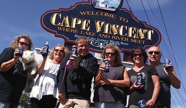 It's Party Time In Cape Vincent T-Shirt Photo