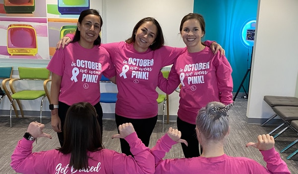 Get Braced For A Cure T-Shirt Photo