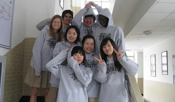 Saint Paul American School Seniors T-Shirt Photo